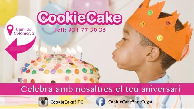 Cookie-Cake: Pastelería de Diseño + Cursos y Talleres
