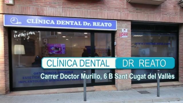 Dentista Sant Cugat:: CLINICA DENTAL DR. REATO, Sant Cugat del Valles, Barcelona