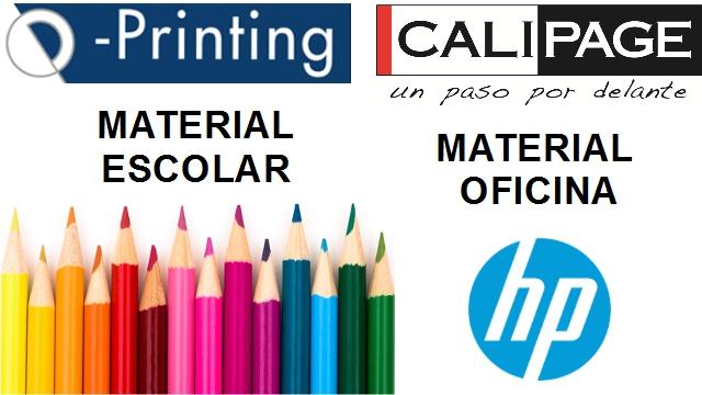 CALIPAGE (Q-Printing) Material de Oficina Sant Cugat y Material Escolar Sant Cugat del Vallès