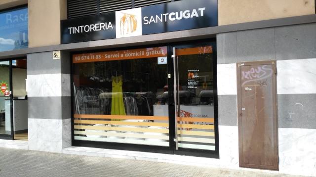TINTORERIA SANT CUGAT JOSEFINA MASCAREÑAS Laundry Dry Cleaning Service