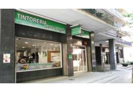 TINTORERIA SANT CUGAT LLUIS COMPANYS Laundry and Dry Cleaning Service