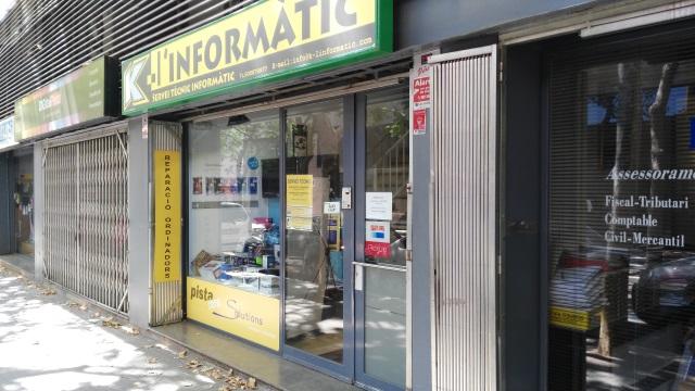 K l 39 informatic reparar pc en sant cugat barcelona - Alfombras sant cugat ...