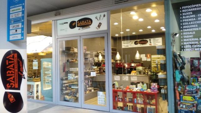 LA SABATA MERCAT MIRASOL Reparación de Calzado en Sant Cugat del Vallès y Copias Llaves