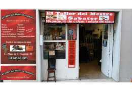 EL TALLER DEL MESTRE SABATER Shoe Repair in Sant Cugat  & Key Copies